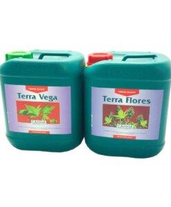 Canna Terra Vega & Flores 10L