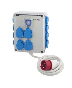 GSE Timer Box II 12x600w m CEE