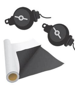 Reflekterande plast / krokar / hängare mm