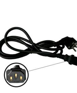 IEC connector / Schuko Plug